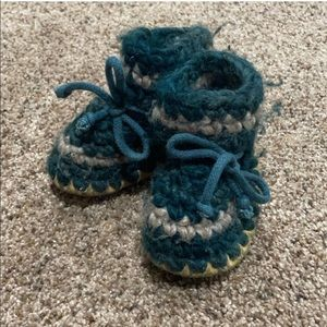Toddler Padraig slippers